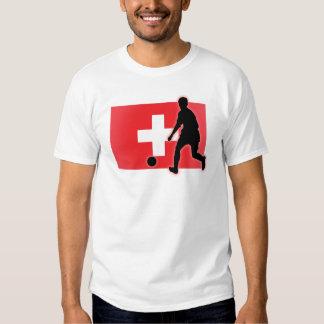 Switzerland Striker  T Shirt