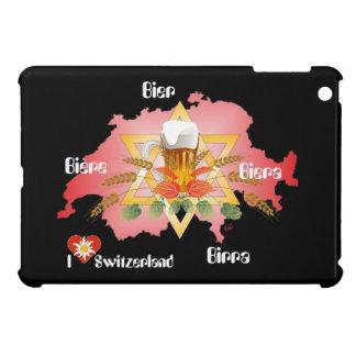 Switzerland Suisse Svizzera Svizra iPad mini cover