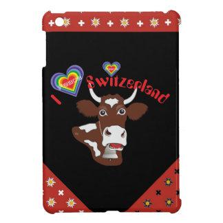 Switzerland Suisse Svizzera Svizra iPad mini iPad Mini Case