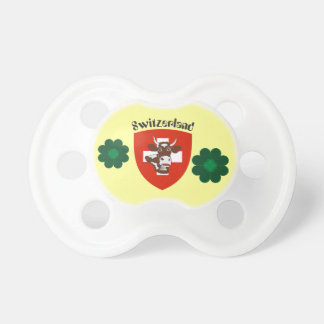 Switzerland Suisse Svizzera Svizra Switzerland Pacifier