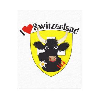 Switzerland Suisse Switzerland canton Uri Canvas Print