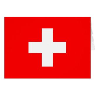 Switzerland - Swiss Flag Greeting Cards