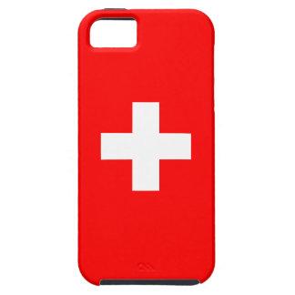 Switzerland - Swiss Flag iPhone 5 Cover