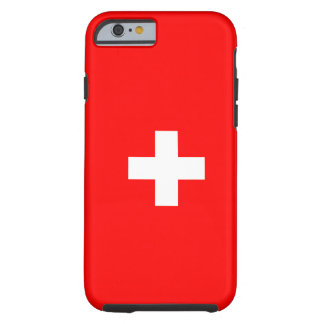 Switzerland - Swiss Flag iPhone 6 Case