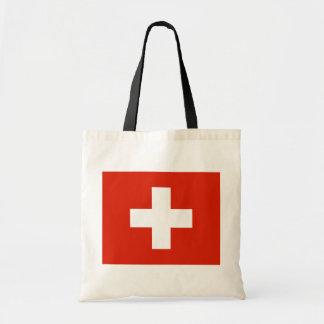Switzerland , Switzerland Budget Tote Bag