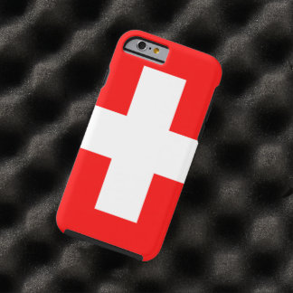 Switzerland Tough iPhone 6 Case