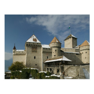 SWITZERLAND, Vaud), Swiss Riviera, MONTREUX: Postcard