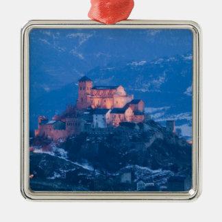 SWITZERLAND, Wallis/Valais, SION: Basilique de Metal Ornament