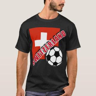 SWITZERLAND World Soccer Fan Tshirts