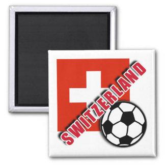 SWITZERLAND World Soccer Fan Tshirts Magnets