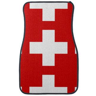 Switzerland Floor Mat