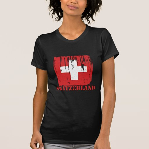 switzerlandflag6.ai t-shirts