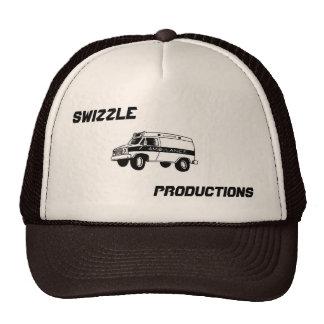 SWIZZLE PRODUCTIONS TRUCKER HAT