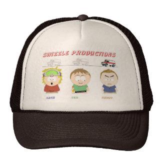 Swizzle Productionsf Mesh Hat