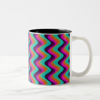 Swizzle Two-Tone Coffee Mug
