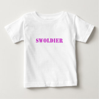 Swoldier Playera De Bebé