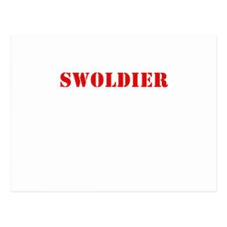 Swoldier Postcards