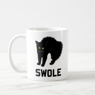 Swole Cat is Kitten Swole Mugs