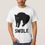 Swole Cat is Kitten Swole Shirts