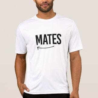 Swole Mates Matching T-Shirt