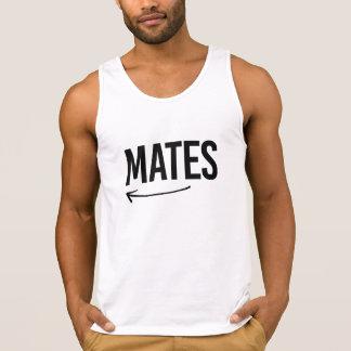 Swole Mates Matching Tank Top