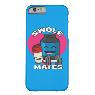 SWOLEMATES Funny Bodybuilding Protein Shake Barely There iPhone 6 Case