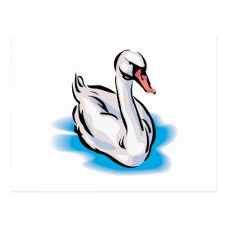 Swonald Swan Postcard