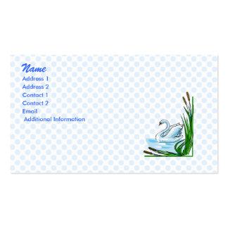 Swonner Swan Business Card