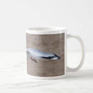 Swooping Gull Coffee Mug