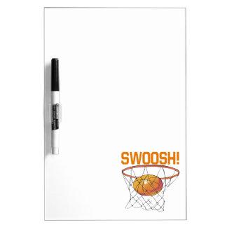 Swoosh 2 dry erase whiteboards