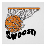 swoosh basketball posters
