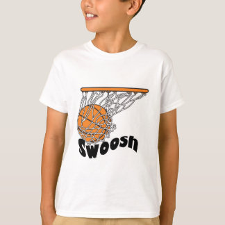 swoosh basketball T-Shirt