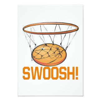 Swoosh Card