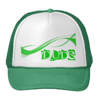 Swoosh  Dude Trucker Hat