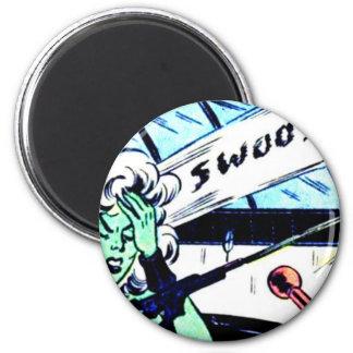 Swoosh Magnet