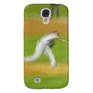 Swoosh Pitch Samsung S4 Case