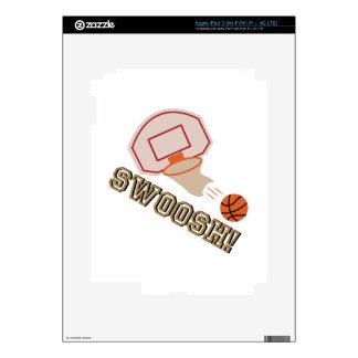 Swoosh! Skin For iPad 3