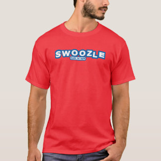 Swoozle Oogled Men's Basic Dark T-Shirt