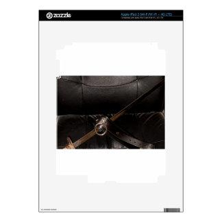 SWORD AND COLLAR iPad 3 DECAL