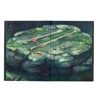 Sword and Flute iPad Case