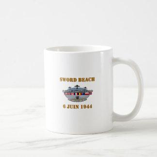 Sword Beach 1944 Coffee Mug