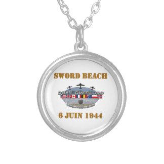 Sword Beach 1944 Collar Personalizado