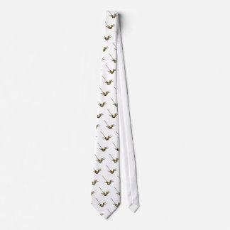 Sword-billed Hummingbird Neck Tie