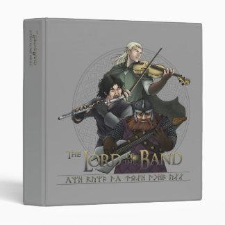 Sword, Bow, Axe Binder (front)