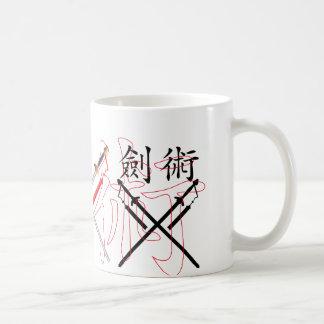Sword Fighter Mug
