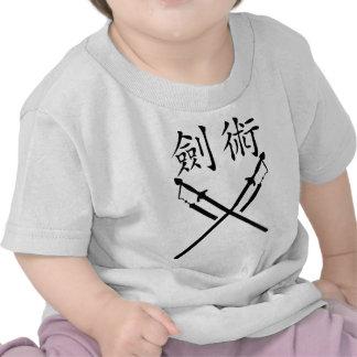 Sword Fighter T-shirt