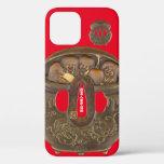 Sword guard - 壺, jar - iPhone 12 case