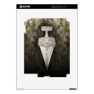 Sword of ace´s skin for the iPad 2