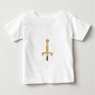 Sword of an Knight Templar Baby T-Shirt