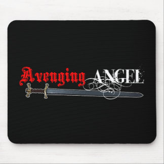 Sword of Angels Mouse Pad